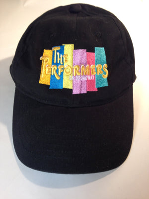 'The Performers' Baseball Cap Broadway, 2012