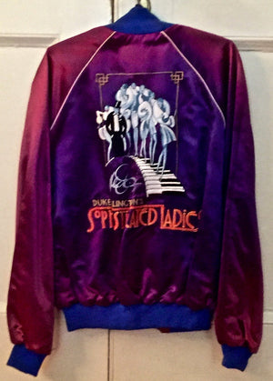 """Sophisticated Ladies"" Original 1981 Show Jacket"