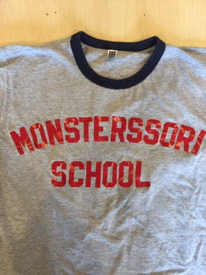 """Avenue Q"" Monsterssori School T-Shirt"