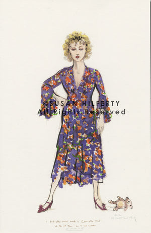 "Annie ""Miss Hannigan"" Orig. Costume Design By Susan Hilferty"