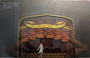 YOUNG FRANKENSTEIN  Transylvania Heights Theatre Model by Beowulf Boritt