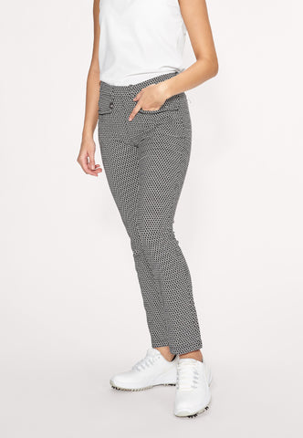 Grey Golfing trousers