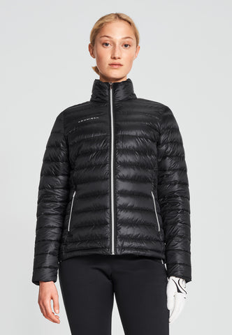 ROHNISCH Shine Light Down Jacket Black