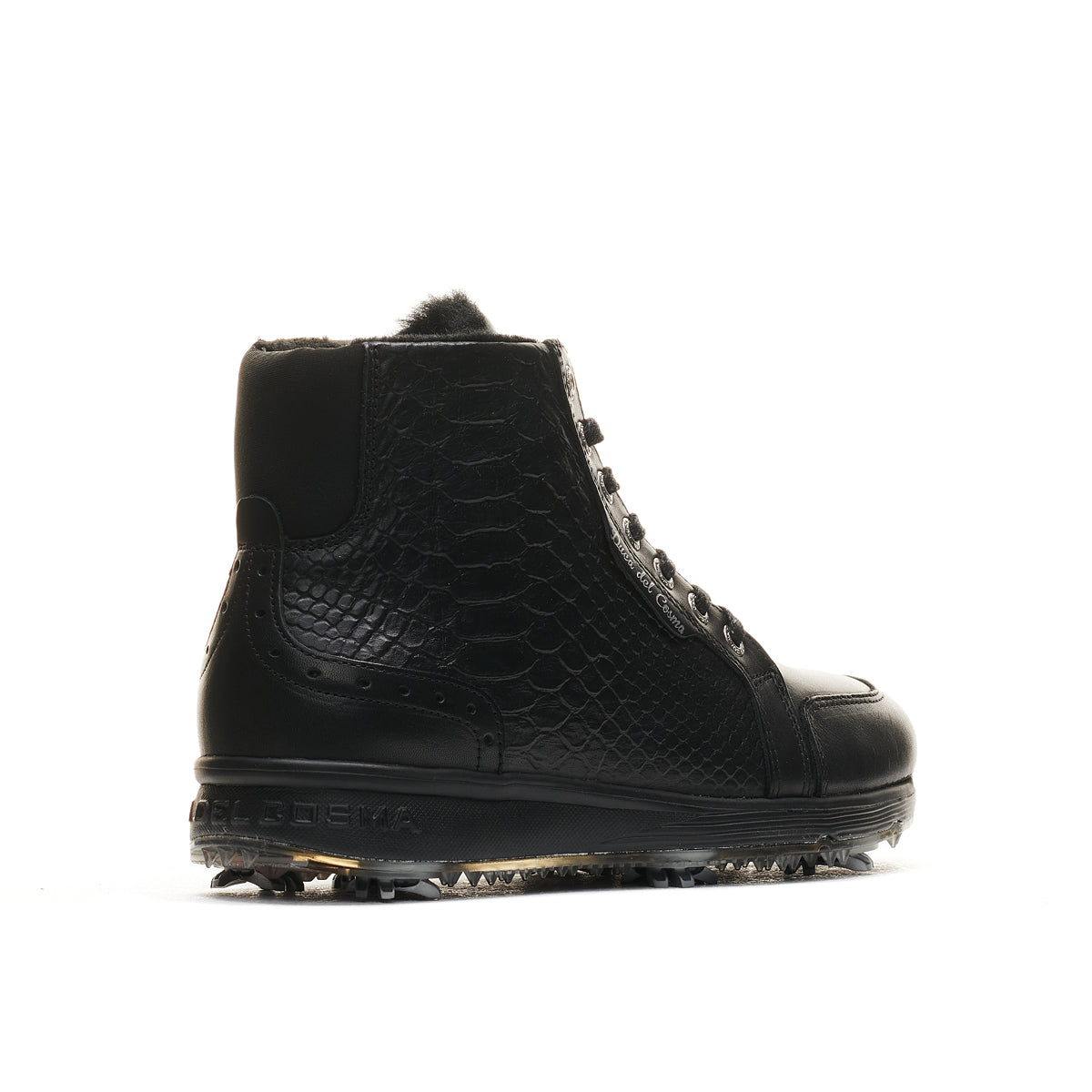 DUCA DEL COSMA Armada Golf Boot Black