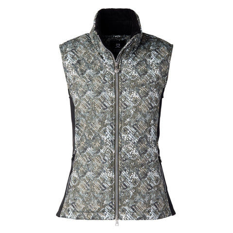 DAILY SPORTS Esmeralda Quilted Gilet 408 Cypress