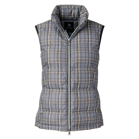 DAILY SPORTS Edyth Padded Gilet 436 Black