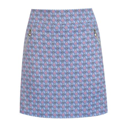DAILY SPORTS Sue Skort 246 Long 50cm Breeze