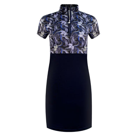 DAILY SPORTS Luisa Dress 330 Navy
