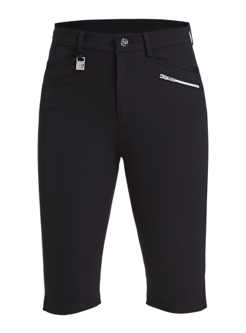 ROHNISCH Comfort Stretch Bermuda Black