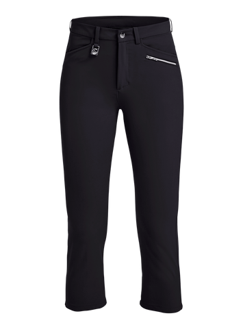 ROHNISCH Comfort Stretch Capri Black