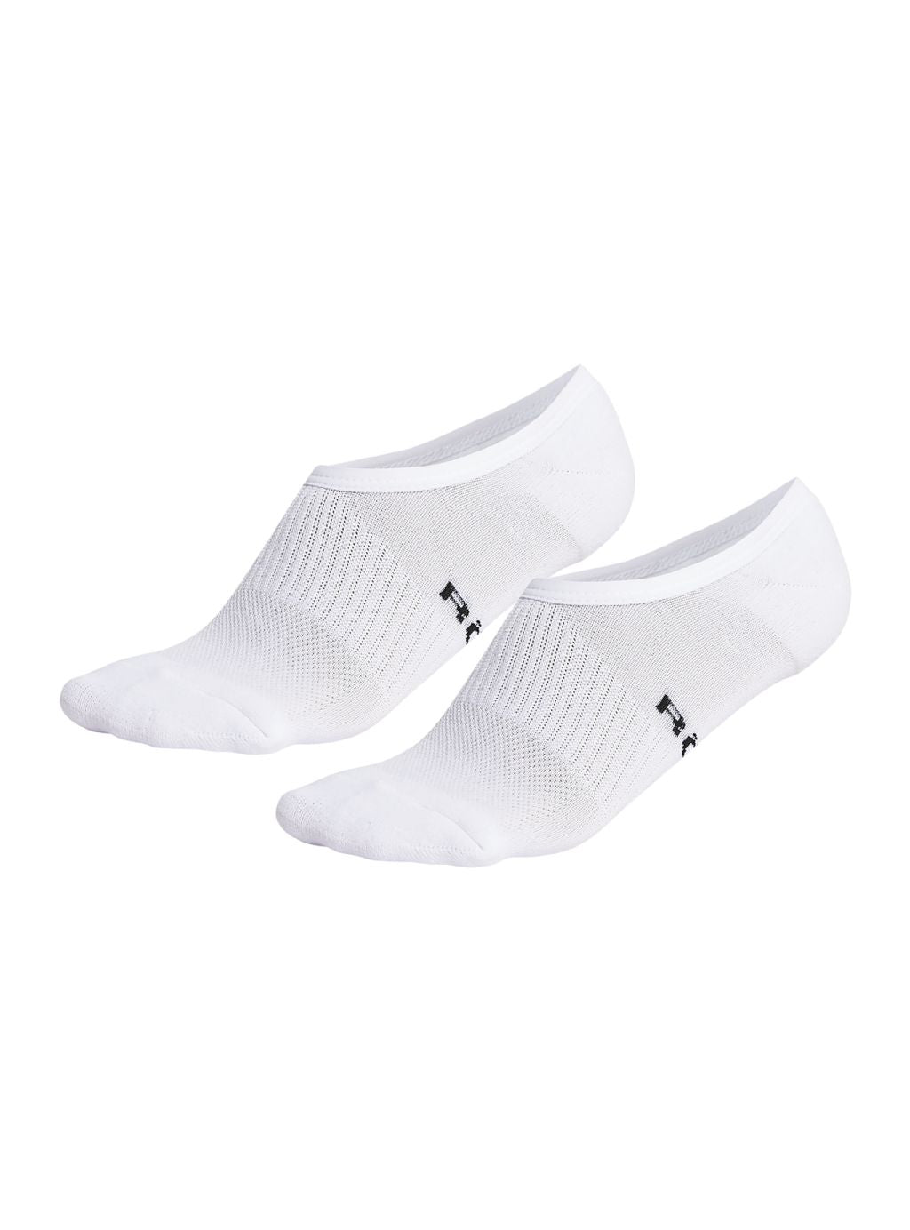 ROHNISCH Invisible Sock 2-Pack White
