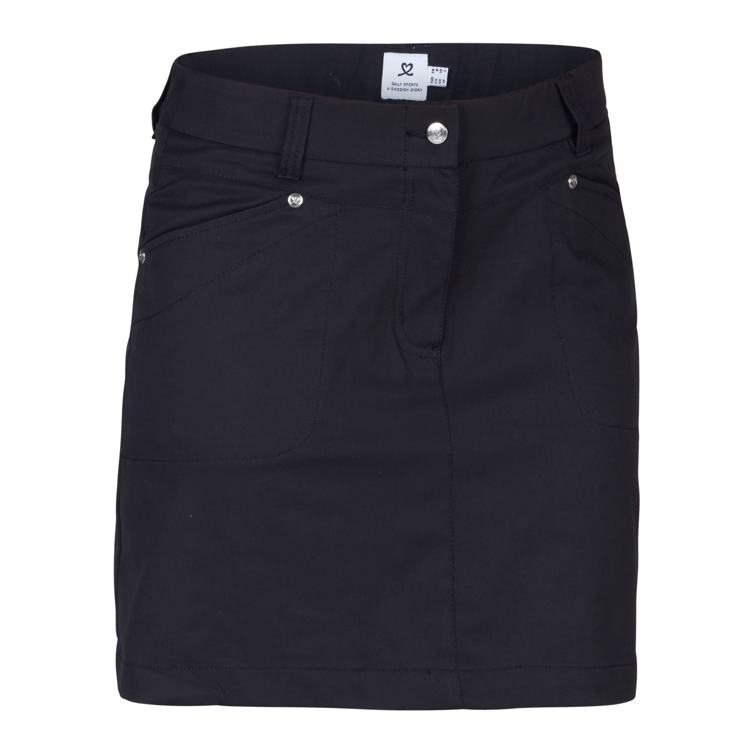 DAILY SPORTS Lyric Skort 52cm 260 Black