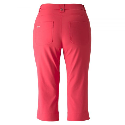 DAILY SPORTS Lyric Capris Watermelon 262