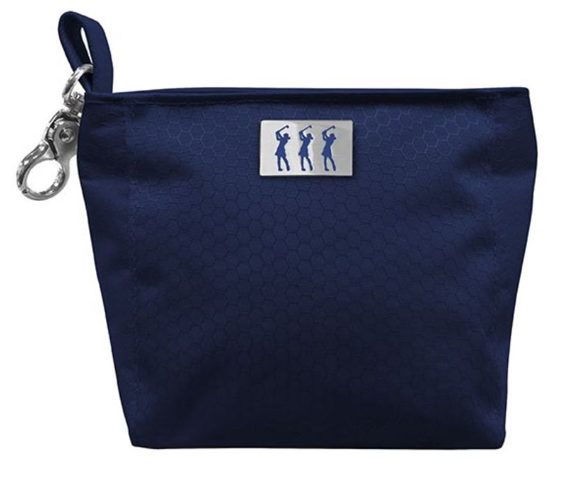 Lady Golfer Handbag Navy