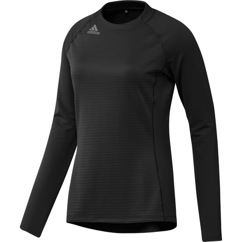 ADIDAS COLD.RDY Long Sleeve Mock 0688 Black
