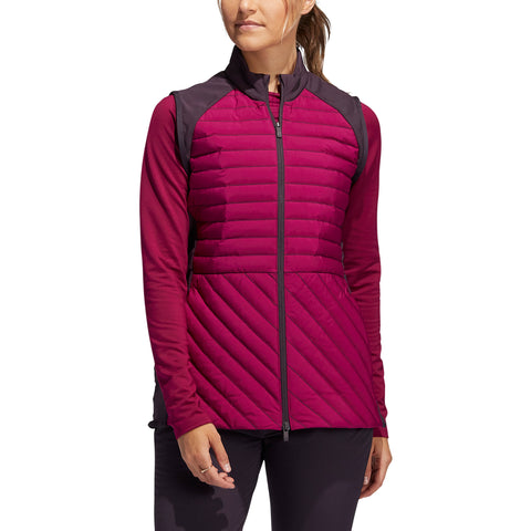 ADIDAS Frostguard Vest 5946 Power Berry