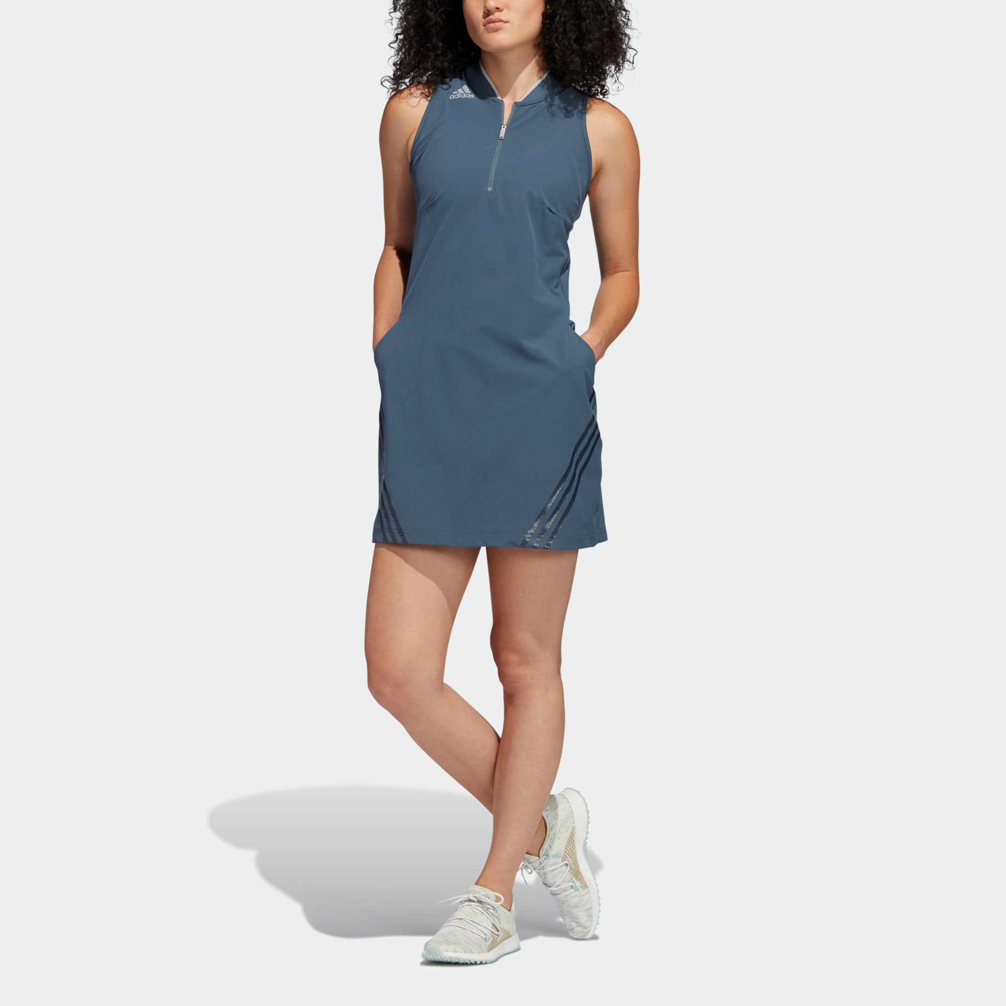 ADIDAS 3 Stripes Dress Lagacy Blue