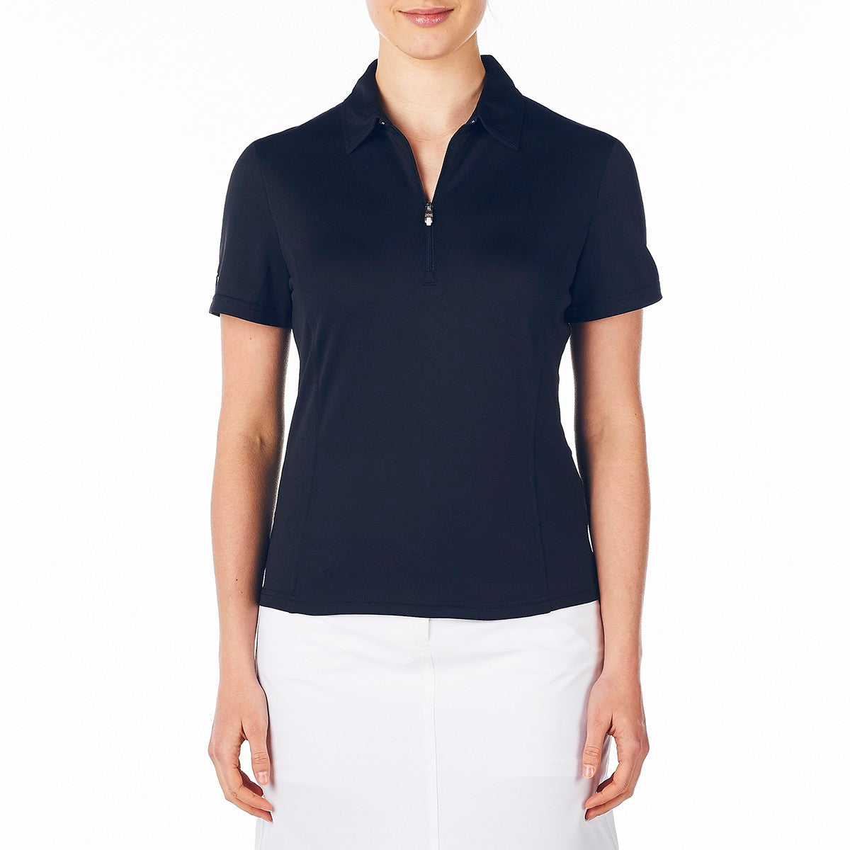 NIVO Short Sleeve Navy Polo 100