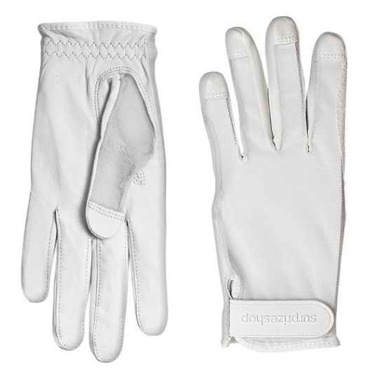 SURPRIZE SHOP White Sun Glove