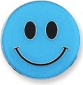 SURPRIZE SHOP Ball Marker Smiley Face