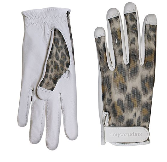 SURPRIZE SHOP Leopard Sun Glove