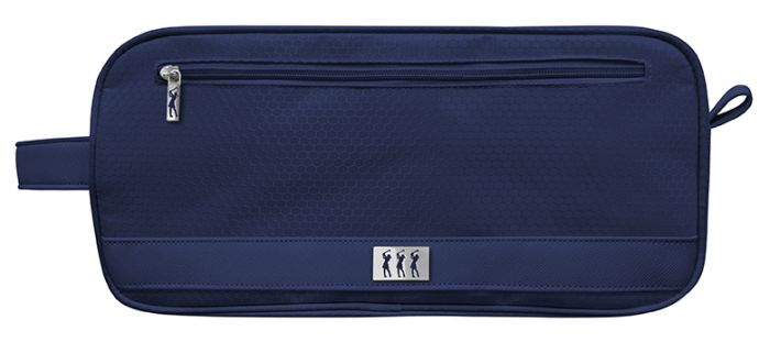 Golf Shoe Bag Navy