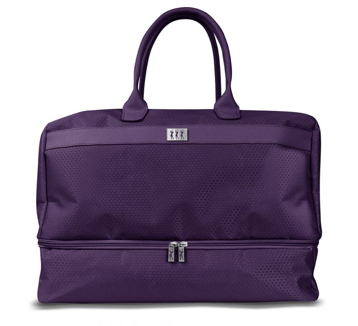 Golf Holdall Purple
