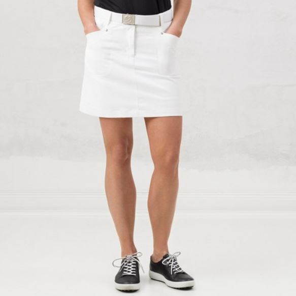DAILY SPORTS Lyric Skort 260 White 52cm