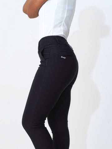 DAILY SPORTS Magic Trousers 273 Black 29 inch