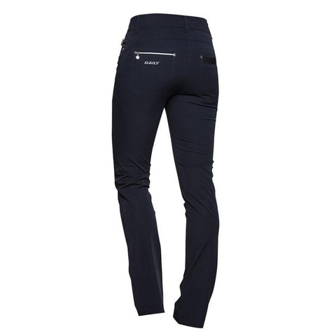 DAILY SPORTS Miracle Trousers 219 Dark Navy 29 inch