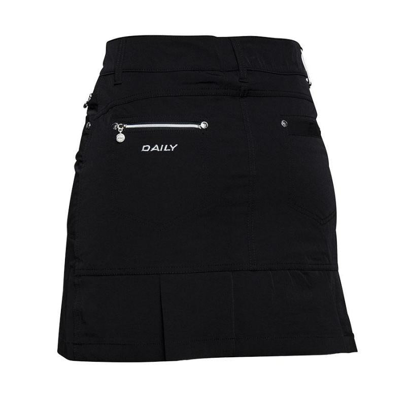 DAILY SPORTS Miracle Skort 212 Black 45cm