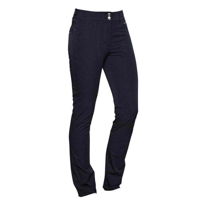 DAILY SPORTS Miracle Trousers Navy 220 32 inch