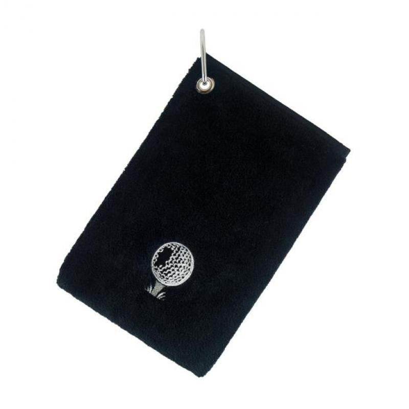 SURPRIZE SHOP Bag Towel Black