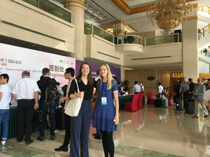 Th second international conference on edible insects, Wuhan, China