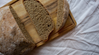 Delicious high-protein bread made with insect flour
