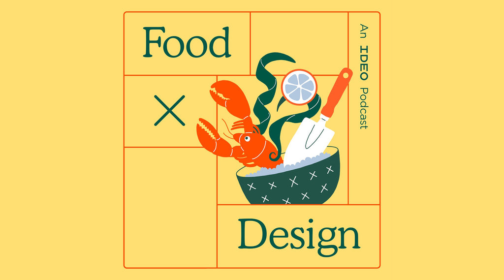 Podcast about food Food by Design
