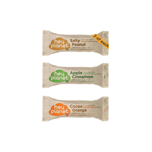 Hey Planet Protein Bar Taster Pack