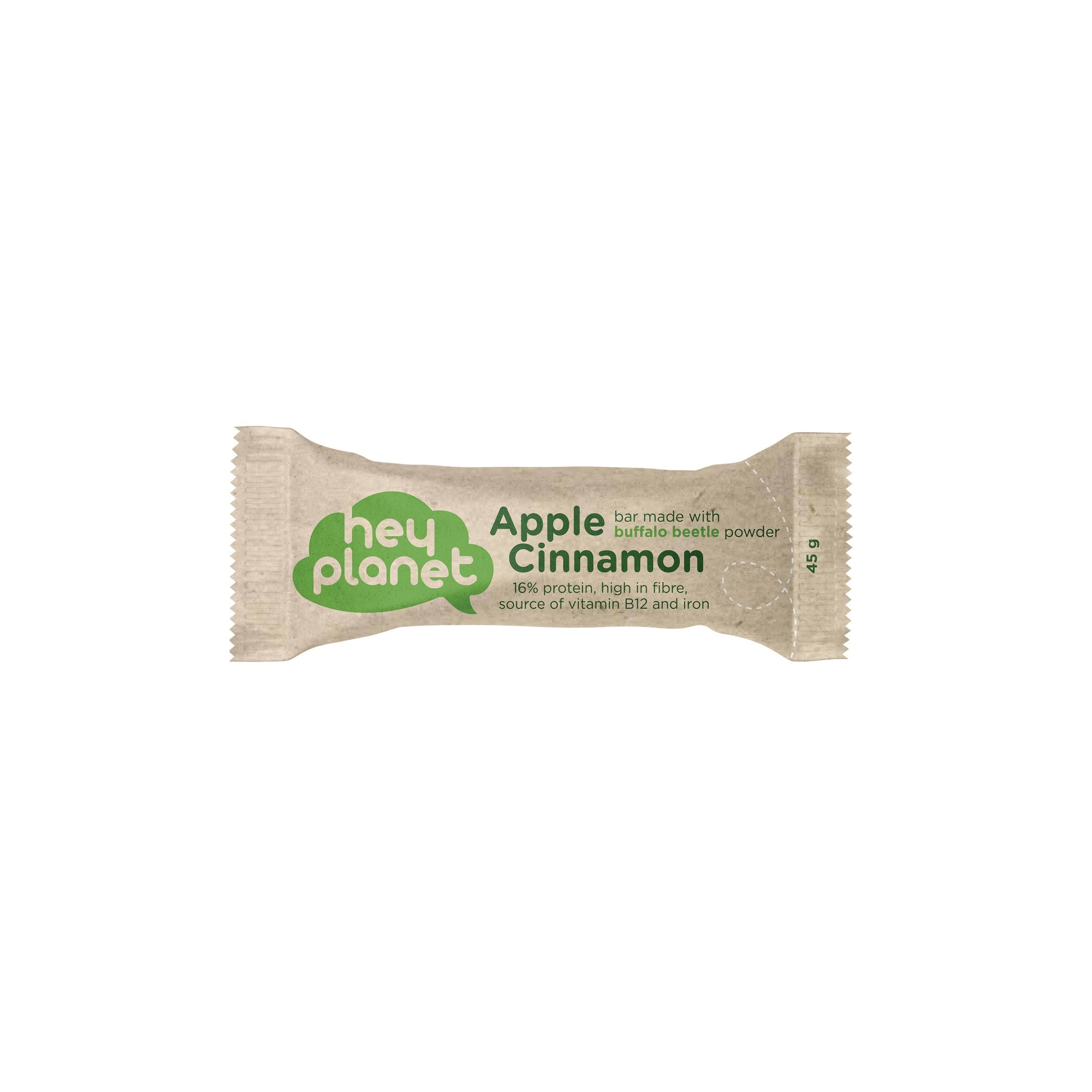 Insect Protein Bar Apple Cinnamon