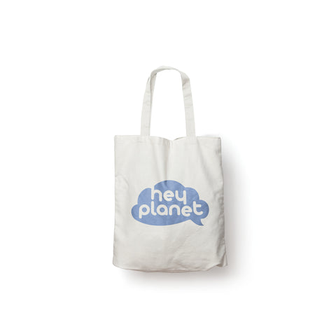 Hey Planet Tote Bag