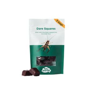 Dare Squares Peppermint & Crickets