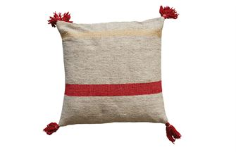 Wool/Kilim Striped Pillow