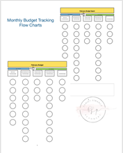 Bi-Weekly Paycheck Annual Budgeting Planner Simplified Printable