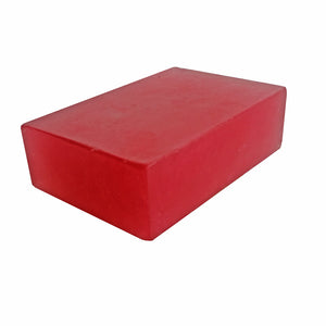 """CHERRY ALMOND"" Handmade Moisturizing Soap 4oz Bar"
