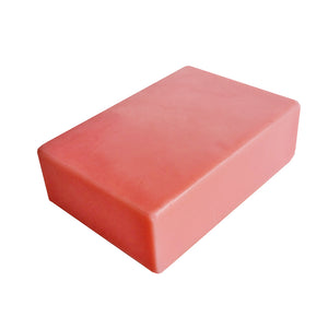 """ENGLISH ROSE"" Handmade Goat's Milk Moisturizing Soap 4oz Bar"