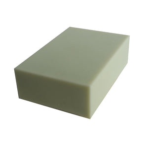 """LEMONGRASS"" Handmade Goat's Milk Moisturizing Soap 4oz Bar"