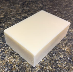 """Cream Cheese Frosting"" Handmade Goat's Milk Moisturizing Soap 4oz Bar"