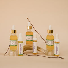 Ayurvedic Facial Oils