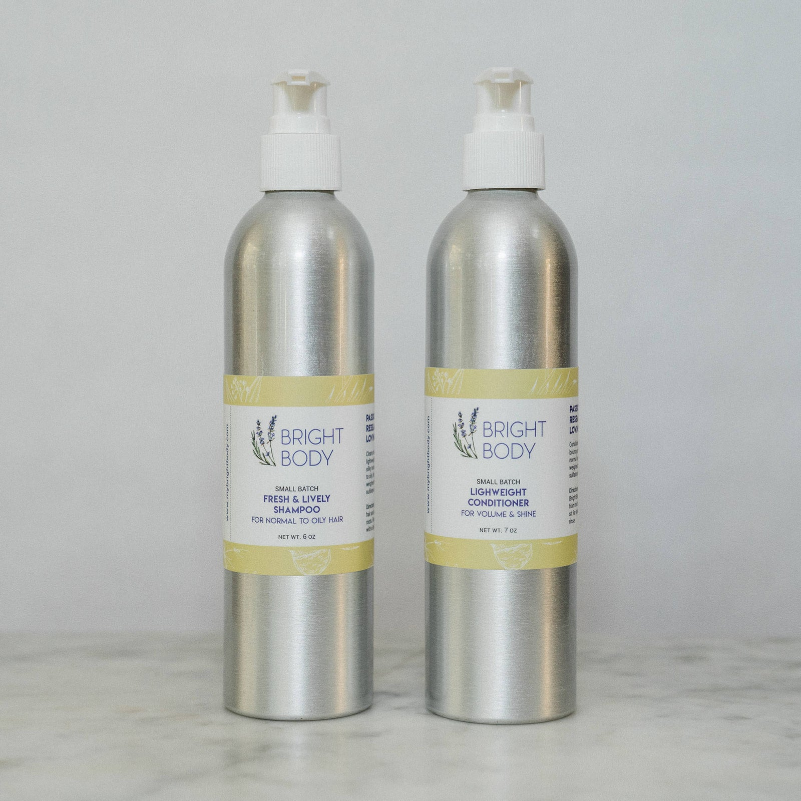 Sulfate Free Shampoo Silicone Free Conditioner Organic Hair Products