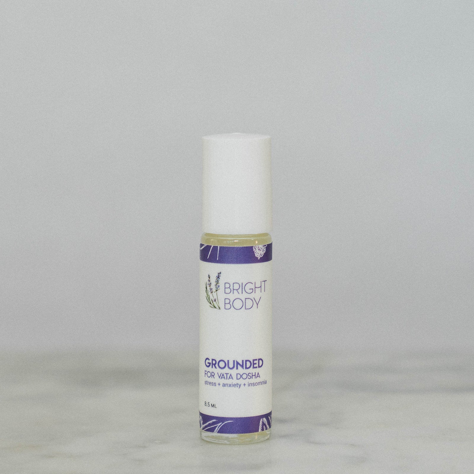 Grounded: Aromatherapy Roll On