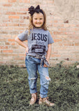 Jesus is My Jam Tee - Kids